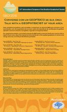 Converse com o Geofísico
